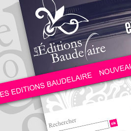 EDITIONS BAUDELAIRE digital ref
