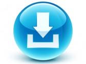 icône flèche téléchargement /  download icon