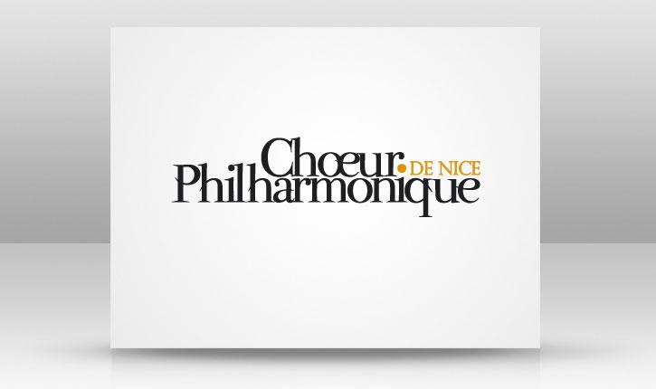 CHOEUR PHILARMONIQUE design slide