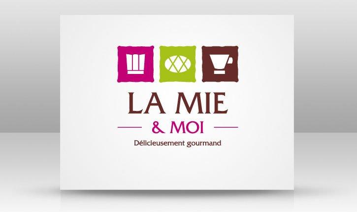 LA MIE & MOI design slide