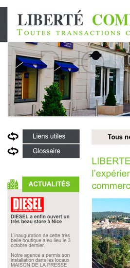 Liberte commerces digital ref
