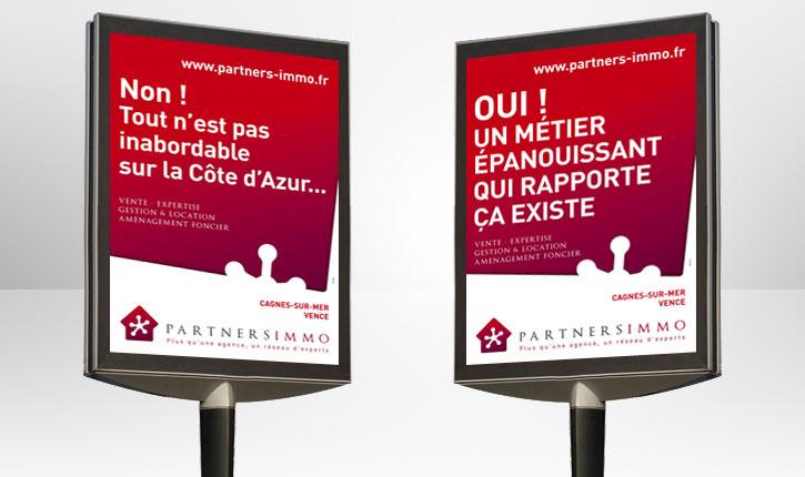 PARNERS IMMO print slide 2