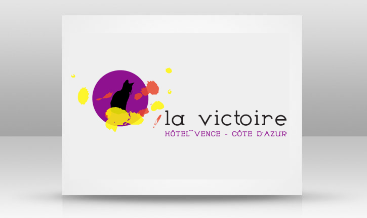Hotel la Victoire design slide