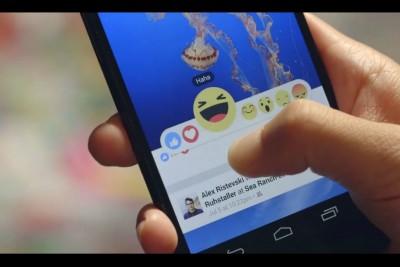 Les 6 boutons de réactions alternatifs de Facebook