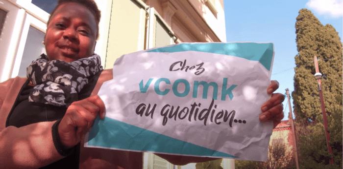 VCOMK – La team VCOMK se lance la boulette !