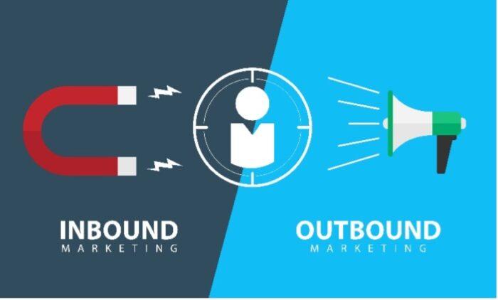 Entre inbound marketing et outbound marketing