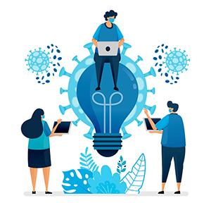 Le travail d'équipe et l'optimisation des leviers digitaux est un booster de performance